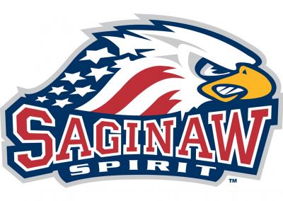 Saginaw Spirit  at the Dow Event Center